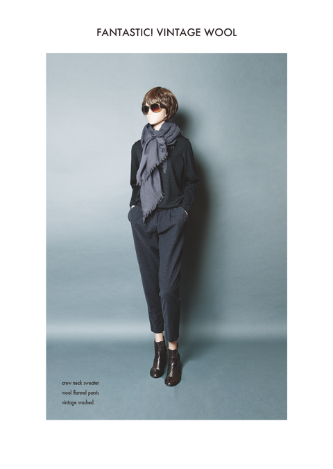 フォンタナマジョーレ 2015 AUTUMN/WINTER COLLECTION vol.1 06