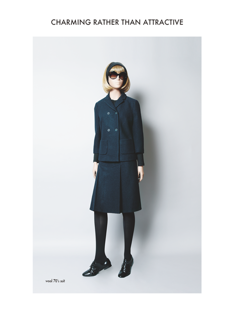 フォンタナマジョーレ 2015 AUTUMN/WINTER COLLECTION vol.1 13