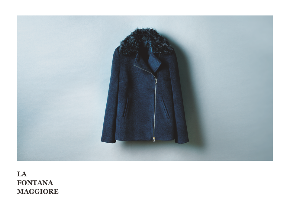 フォンタナマジョーレ 2015 AUTUMN/WINTER COLLECTION vol.3 01