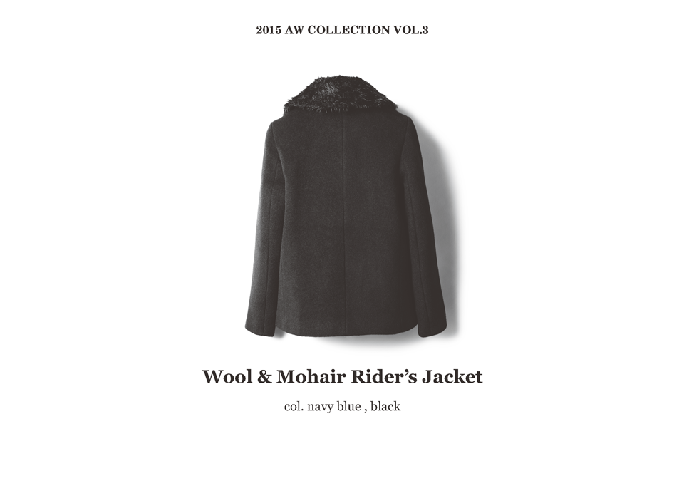 フォンタナマジョーレ 2015 AUTUMN/WINTER COLLECTION vol.3 02