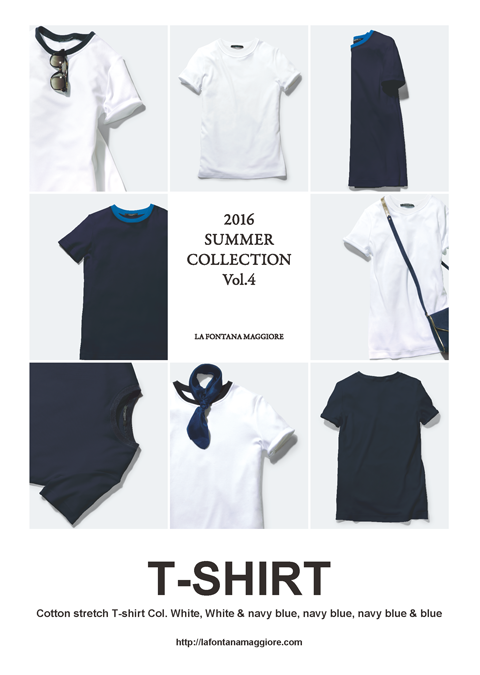 フォンタナマジョーレ 2016 SPRING/SUMMER COLLECTION vol.4 01