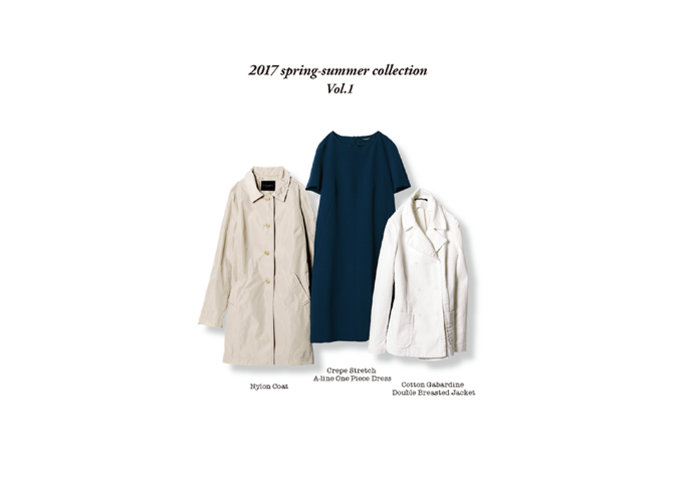 フォンタナマジョーレ 2017 SPRING-SUMMER COLLECTION Vol.1 03