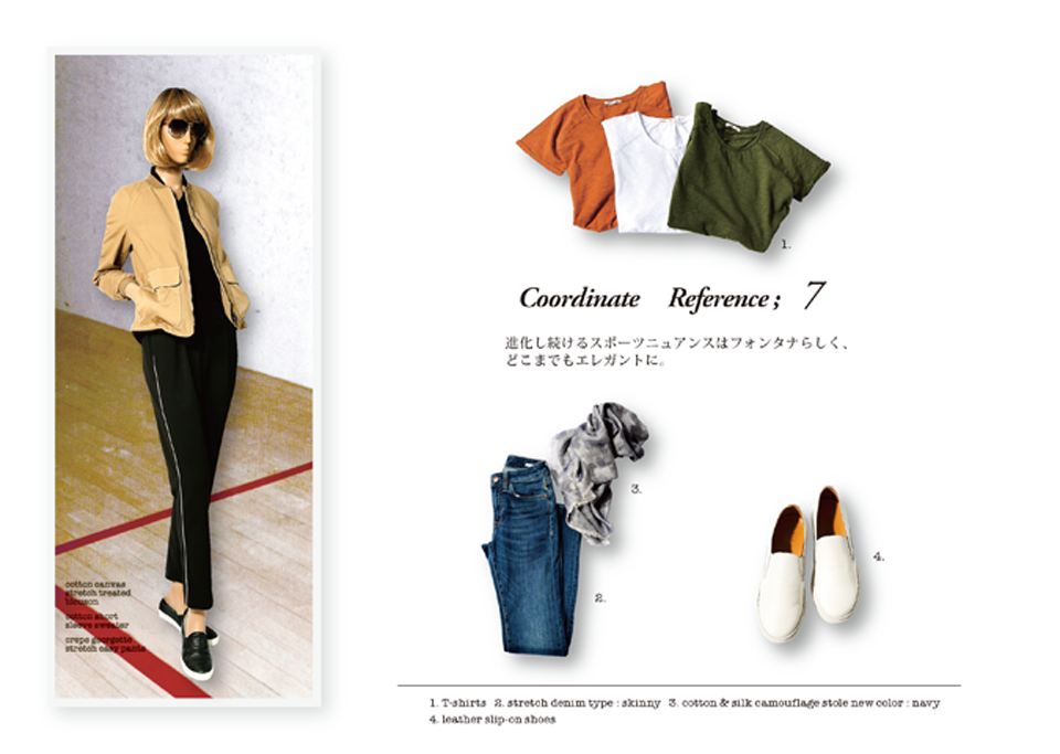 フォンタナマジョーレ 2017 SPRING-SUMMER COLLECTION Vol.2 04
