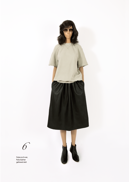 フォンタナマジョーレ 2019 Spring-Summer COLLECTION Vol.2 08