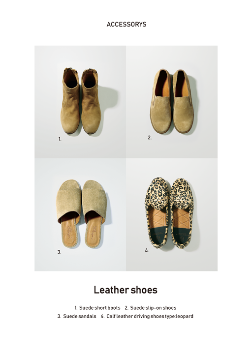 フォンタナマジョーレ 2018 SPRING-SUMMER COLLECTION Vol.2 03
